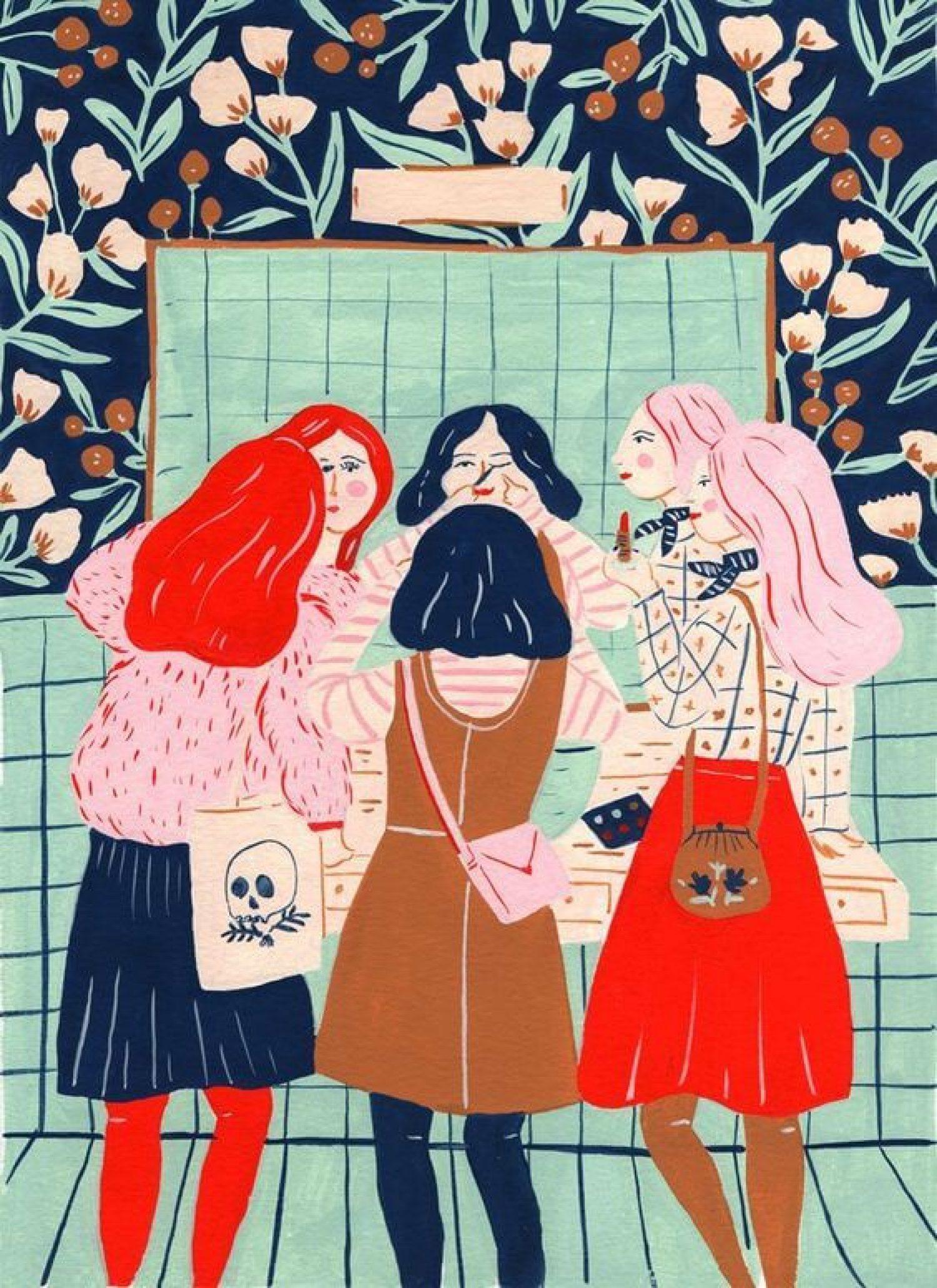 Artwork: JOSEFINA SCHARGORODSKY