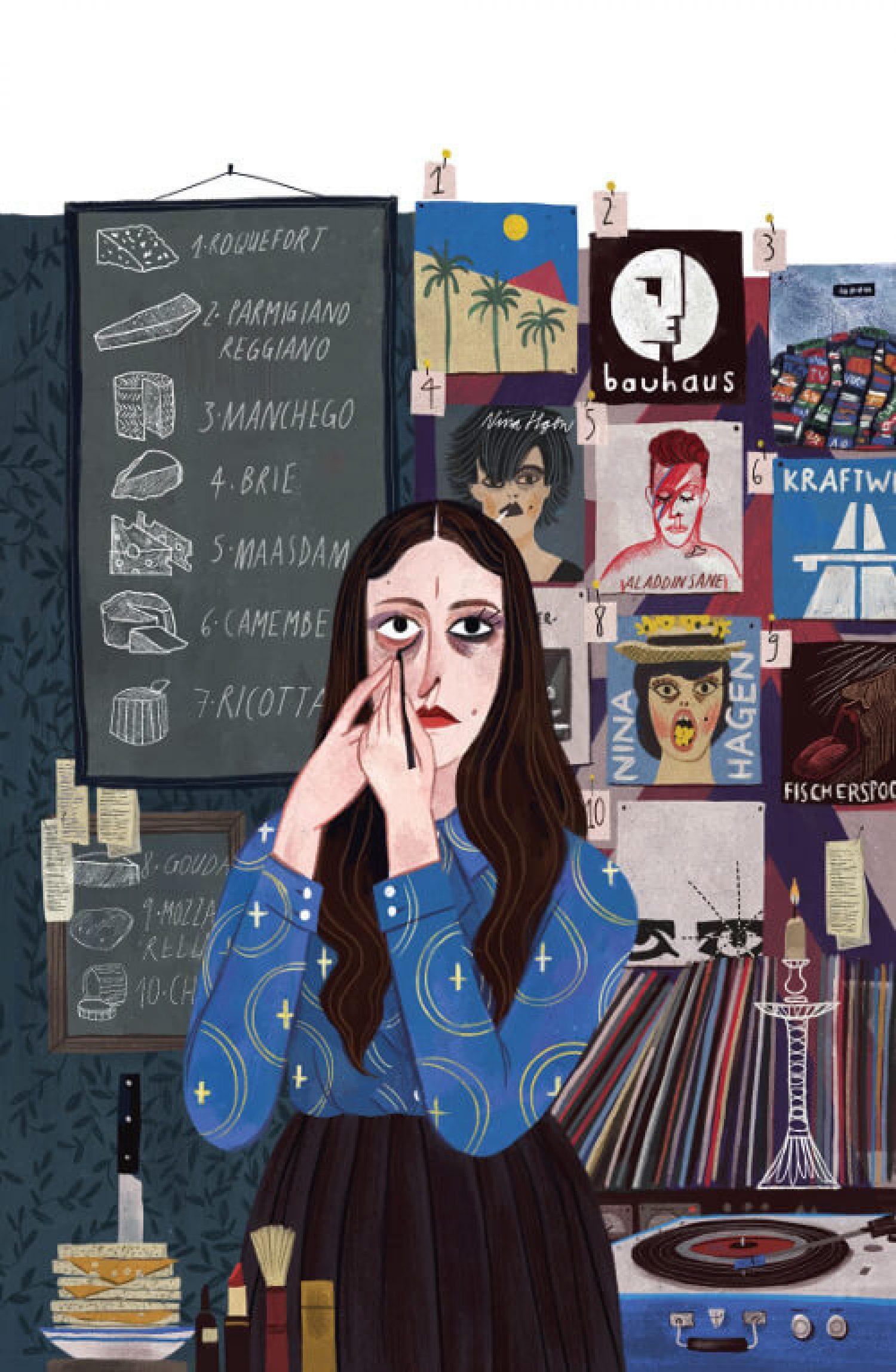 illustrated by Júlia Sardà